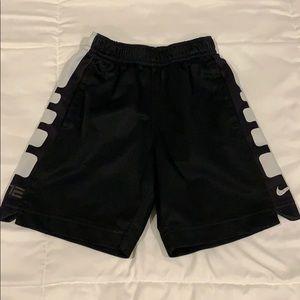 Little Boys Dri-Fit Black Nike Shorts Size 3T